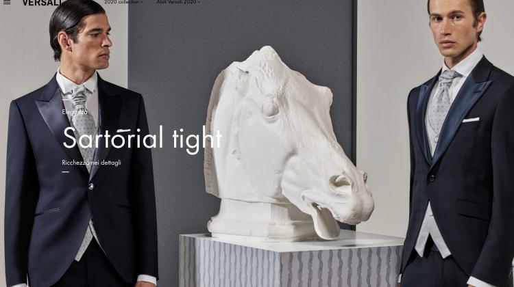 New Andrea Versali website