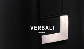 The Felicissima Sera dance crew wears Andrea Versali
