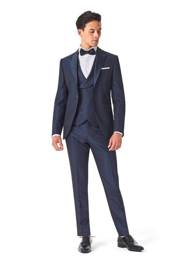 abito elegante cerimonia uomo versali 2022