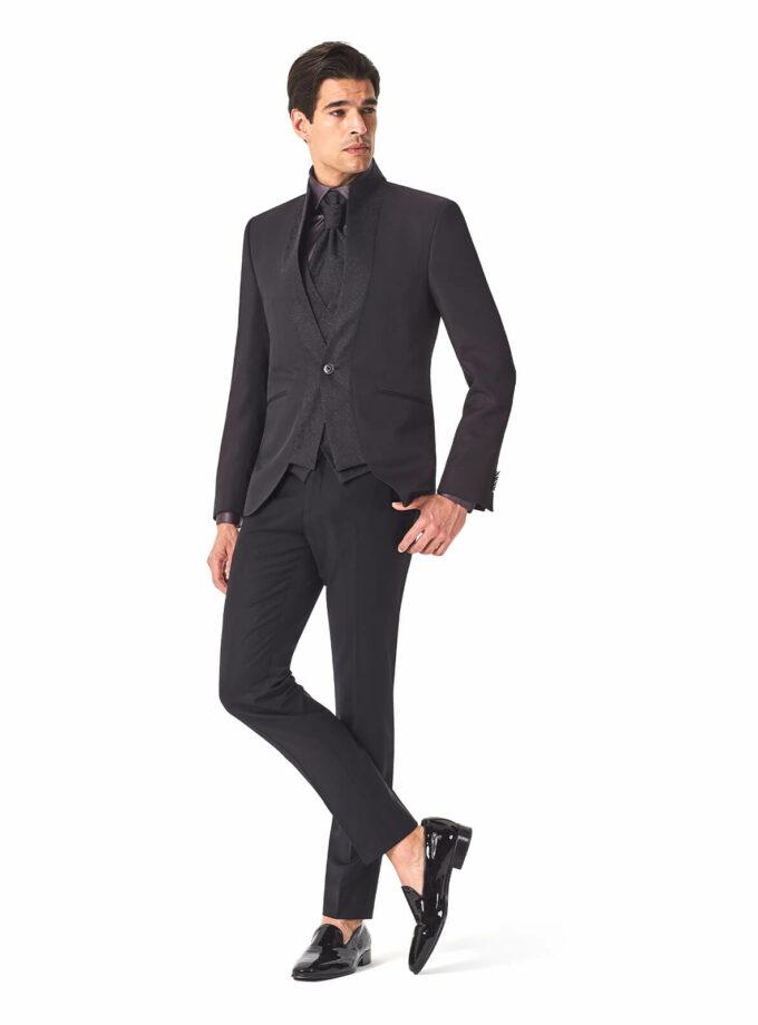 abito vinaccia uomo cerimonia 2022
