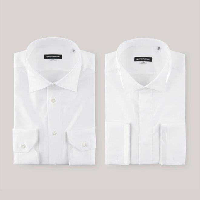 camicie cerimonia uomo