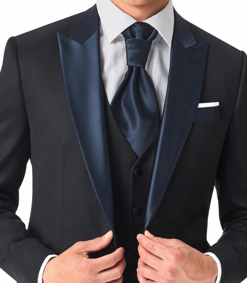 giacca rever a lancia uomo abito matrimonio