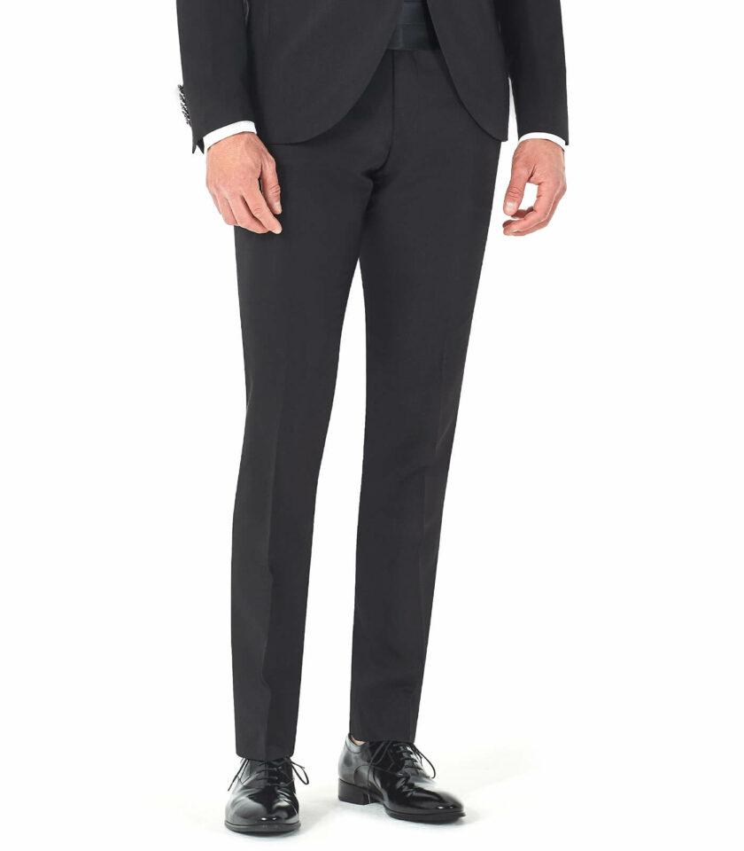 pantalone con fascia smoking uomo andrea versali
